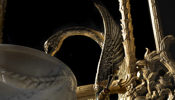 Griferia cl sica y exclusiva herrajes decorativos for Griferia bronce