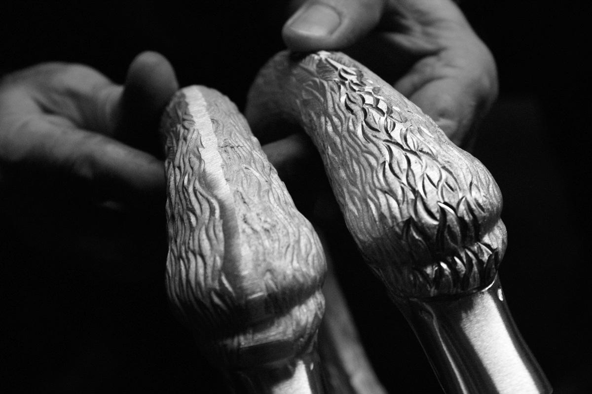 mestre handmade swan