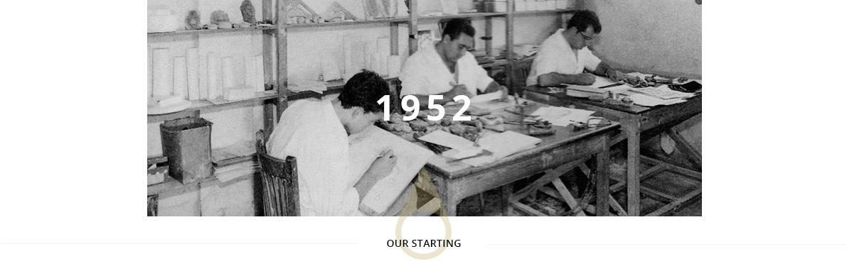 mestre-starting-1952