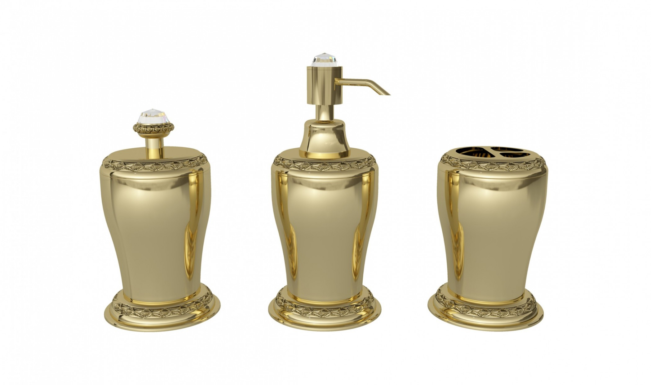 luxury bathroom accessories » Bronces Mestre