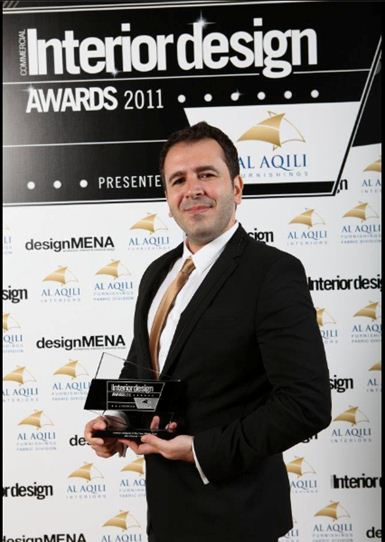 Interview With Elie Choucair Winner Of The Interior Design Awards 2011 As Best Interior