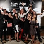 "Godwin Austen Johnson architects at ""The Interior Design"" Awards."