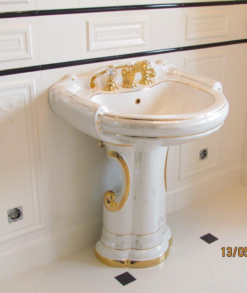 Private villa germany may 2012 8 - Griferia de lujo ...