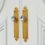 coleccion new infinity con oro y swarovski by bronces mestre