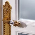treasure collection handicraft door handle by mestre