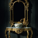 swan baroque chic, new decoration trends