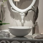 Swan luxury  tap single lever basin mestre