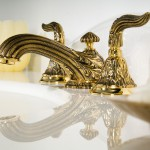 versailles luxury faucet gold bronces mestre