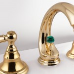 faucets, precious stones, bronces mestre, malachite, new collection, atlantica precious