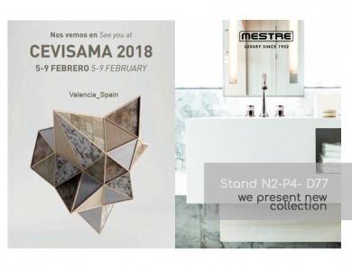 Mestre lanza su nueva colecci n de grifer a en cevisama for Cevisama 2018