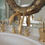 griferia artistica bronces mestre cisne swan spain