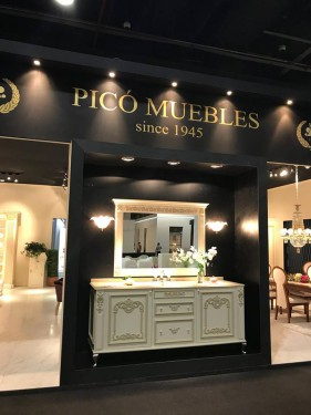 habitat 2018 fair bronces mestre muebles pico luxury furniture classic