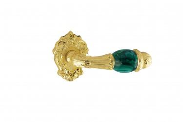 handles with precious stones treasure  bronces mestre
